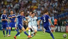 RADIO WORLD CUP sáng 5/7: Argentina đối mặt lời nguyền