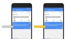 Ứng dụng trí tuệ nhân tạo, Google dịch chuẩn hơn nhiều lần