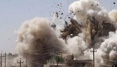 Mỹ tấn công lực lượng ủng hộ Damascus trên khắp các mặt trận
