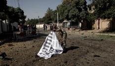 Đánh bom xe gần đồn cảnh sát Pakistan, 31 người thương vong