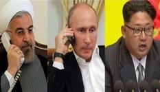 Sẽ có một liên minh Nga, Iran và Triều Tiên chống lại Mỹ?