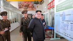 Kim Jong-un ra lệnh sản xuất thêm động cơ tên lửa, đầu đạn hạt nhân