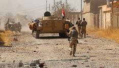 IS liên tục thất thế trên các chiến trường Syria, Iraq