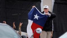 Trump thị sát Texas giữa lúc siêu bão Harvey đạt lượng mưa kỷ lục