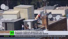 Nga tung video trong lãnh sự quán, tố Mỹ hành xử như 'kẻ cướp'