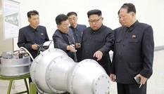 Seoul phát hiện khí phóng xạ từ vụ thử hạt nhân mới của Bình Nhưỡng