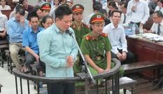 Hà Văn Thắm bật khóc, xin tha cho các đồng nghiệp