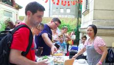 Người trẻ mang Góc Việt Nam đến Hungary