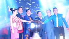 Sôi nổi khai mạc Gặp gỡ hữu nghị thanh niên Việt Nam – Lào 2017