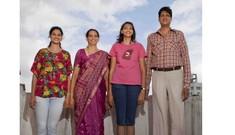 Gia đình khổng lồ ở Ấn Độ