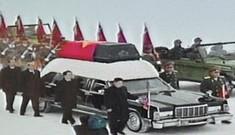 Rước linh cữu ông Kim Jong Il quanh Bình Nhưỡng