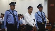 Ông Bạc Hy Lai chối tội nhận hối lộ