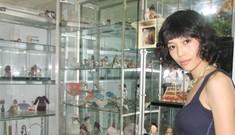 Cô chủ art doll mới lạ