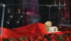 Cho phép dân Hàn gửi lời chia buồn ông Kim Jong Il