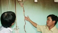 Vùng động đất Bắc Trà My: Nhà ở cần kháng chấn chứ không chỉ trám trét
