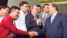 Dấu ấn Thủ tướng với doanh nghiệp