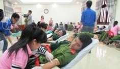 Đà Nẵng dự kiến thu về 700 đơn vị máu
