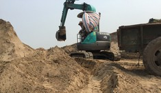 Giá cát tăng, nên dùng cát nghiền