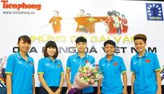 Tuyển nữ VN vô địch SEA Games 29: Hy sinh thầm lặng của các cô gái vàng