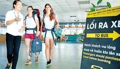 Bến xe Nước Ngầm nâng cấp tựa sân bay