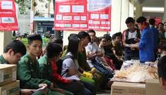 Chủ Nhật Đỏ tại Đà Nẵng thu được 682 đơn vị máu