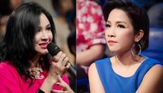 Hai diva Thanh Lam, Mỹ Linh đọ nhan sắc lộng lẫy