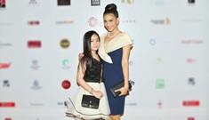 Em gái Trương Thị May xinh xắn cùng chị dự sự kiện