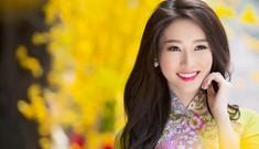 Hoa hậu Thu Thảo háo hức được diện kiến ông Obama