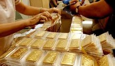 Giá vàng tiếp đà tăng nhẹ, USD đi ngang