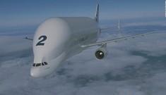 Bên trong siêu máy bay vận tải Airbus cực khủng
