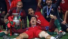 Bồ Đào Nha vô địch EURO nhờ CLB cũ của Ronaldo