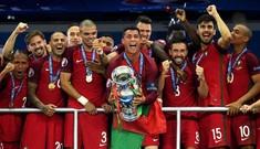 Bồ Đào Nha và Pháp thăng tiến trên bảng xếp hạng FIFA