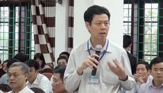 Chi Cục Đê điều Hà Nội 'hiến kế' ngăn chặn nạn cát tặc