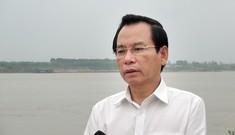 Chủ tịch Mặt trận Hà Nội nói về giám sát khai thác cát