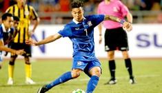 Kiatisak tính dùng 'Ronaldo Thái Lan' ở chung kết AFF Cup