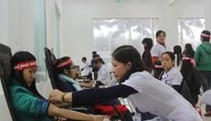 Hơn 8.400 đơn vị máu trong Chủ Nhật Đỏ