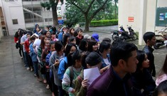 Đà Nẵng: Xếp hàng hiến máu từ ban mai