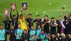 Nữ trưởng đoàn xinh đẹp thưởng U22 Thái Lan 1,4 tỷ đồng
