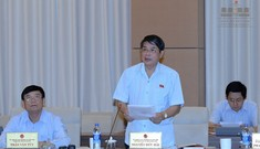 Kiến nghị báo cáo về Formosa tại kỳ họp Quốc hội tới