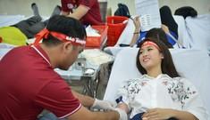 Chủ Nhật Đỏ 2017 TP. HCM thu được hơn 8.253 đơn vị máu