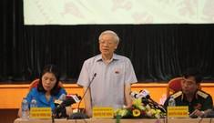 Cử tri đề nghị thực hiện văn hóa từ chức trong vụ Formosa