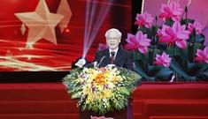 Tổng Bí thư Nguyễn Phú Trọng: Thanh niên là rường cột của dân tộc