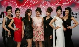 Người đẹp Hoa hậu Việt Nam 2010 hội ngộ