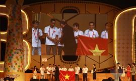 Việt Nam đoạt giải nhì Robocon Châu Á - Thái Bình Dương