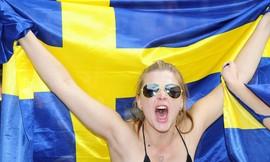 Ngắm Fan gợi cảm nhất mùa Euro 2012