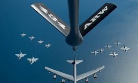 Chùm ảnh hiếm về lực lượng không quân mạnh nhất hành tinh