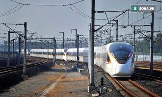 """""""Quá khứ đen tối"""" của dự án tàu nhanh nhất thế giới mà Trung Quốc vừa ra mắt"""
