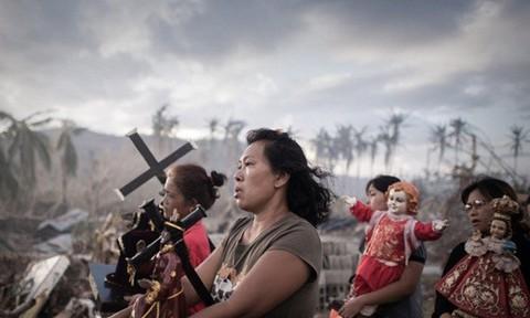 10 bức ảnh ấn tượng 2013: Đau thương và hoang tàn