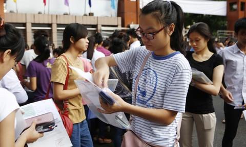 Bộ GD&ĐT công bố đáp án các môn thi cao đẳng