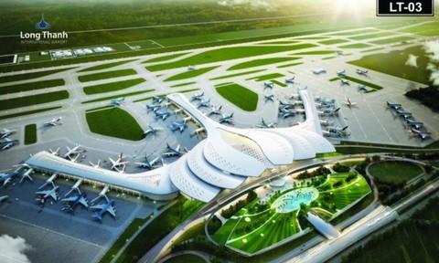 Không chọn được giải nhất duy nhất cho nhà ga sân bay Long Thành